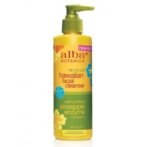 alba cleanser